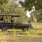 Taking a Non-Hunter on Safari