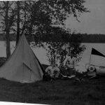 A Canoe Trip From 1909