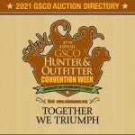 GSC/O Hunter & Outfitter Convention Week